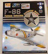 Easy Model MRC 1/72 F-86 South African Air Force Korean War Built Up Model 37100