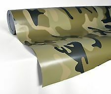 3D Military carbon Fiber Vinyl for scooty Wrap Sticker Decal Film Sheet -24 x 24
