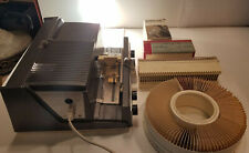 Vintage Sawyer's Crestline Deluxe Slide Projector - Accessories included.