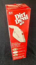 New Dirt Devil BD10025W 7.2V Bagless Handheld Cordless Vacuum in original box.