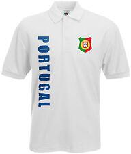 Portugal EM 2020 Fanshirt Fanartikel Fußball Fan Herren Männer T-Shirt Trikot