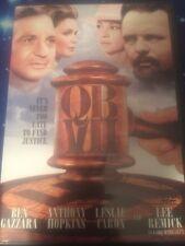 QB VII 2-Disc DVD Set (1974) Ben Gazzara Anthony Hopkins Lee Remick RARE & OOP
