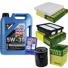 Inspection Kit Filter LIQUI MOLY Oil Oil 5L 5W-30 For Honda Jazz III Ge 1.2