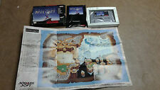 Beautiful Cart Final Fantasy: Mystic Quest Complete w/ Map, SNES Rare Gift