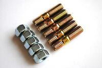5 x Turbo Studs + Nuts for Garrett Nissan T25 T28 RB26 SR20 CA18 M8
