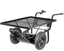 PAW Electric Motorized Platform Cart For Garden
