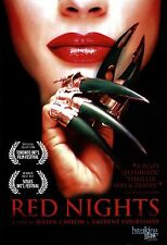 RED NIGHTS fetishistic BDSM thriller Carrie Ng sadistic Dragon Lady Dominatrix