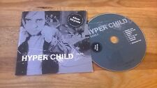 CD Indie Hyper Child - Album Hörprobe (7 Song/Snippets) Promo SONY COLUMBIA cb