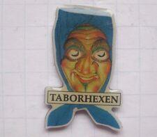 TABORHEXEN / DITTISHAUSEN ....... Karneval/Fasching-Pin (153f)