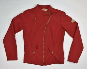 Sonnenreiter Elta Nova Horse Riding Jacket Soft Shell Womens Size M Red