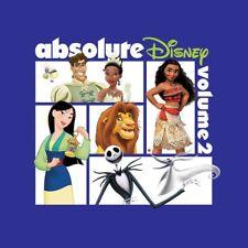 absolute Disney Volume 2 Audio-cd 2018