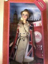 Barbie Dolls of The World Collection United Kingdom London 2013