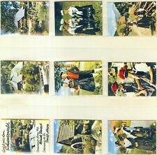 9er Zündholzetikettenserie 45b Gruß aus dem Schwarzwald Black Forest Forét Noire