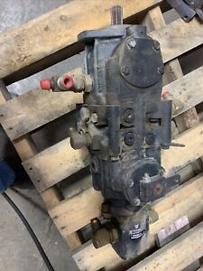 Hydrostatic Tandem Pump Compatible with Case 1825B 222633A1 222633A2 Excellent