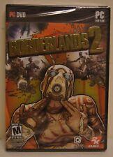 New! Borderlands 2 (PC DVD-ROM, 2012) - U.S. Retail Version! Ships Worldwide!