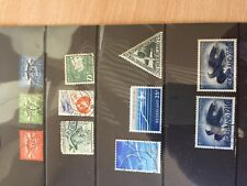 Netherlands mint/used airmail luchtpost stamps