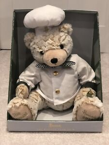 HARRODS ANNUAL BEAR (2018) – Chef - Limited Edition
