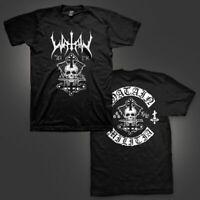 WATAIN Militia T SHIRT S-M-L-XL-2XL Brand New Official Kings Road Merchandise