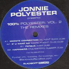 JONNIE Polyester - 100% POLYESTER Vol. 2 - BlackCuls d'enfer
