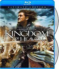 KINGDOM OF HEAVEN (RIDLEY SCOTT) - 2 DISC ULTIMATE *****NEW BLU-RAY*****