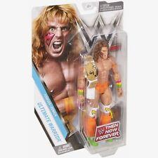 WWE Ultimate Warrior TNF Elite Figure HOF Then Now Forever.
