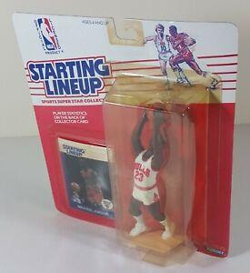 MICHAEL JORDAN, Bulls - 1988 Starting Lineup Figure, With Card, Unopened BB010