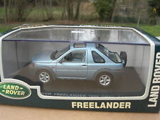 UH 1/43 LAND ROVER FREELANDER 4X4 1998 OPEN BACK Light silver  !!