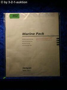 Sony Manual Mpk TRV1 Handycam Navy Pack (#0462)