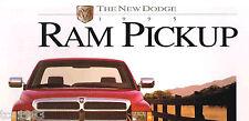 1995 Dodge RAM PICKUP TRUCK Brochure / Catalog; ST,LT,Pick Up,LARAMIE,4WD,WS,'05