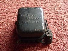 CORVETTE C2 1963 ORIGINAL USED DELCO REMY VOLT REGULATOR DATED 3G   #1119515