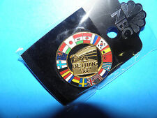 NBC Beijing 2008 Historical Host Countries Pin