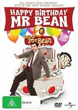 Happy Birthday Mr Bean DVD Region 4