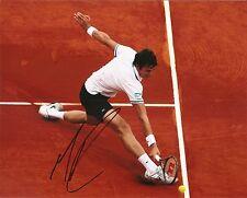 Milos Raonic Canada Rogers Cup Tennis 8x10 Photo Signed Auto W/COA