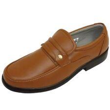 Chaussures habillées marrons pour homme, pointure 42,5