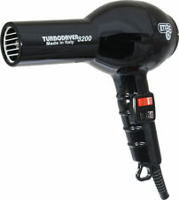 ETI 3200 Hairdryer Professional Powerful Salon Turbodryer *NEW* - BLACK