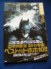 THE DARK KNIGHT RISES PIRANHA 3D Willem Dafoe Clint Eastwood The Girl with the D
