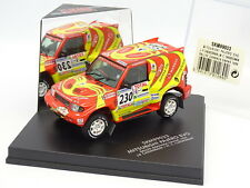 Speed Skid 1/43 - Mitsubishi Pajero Evo Rally Granada Dakar 1999 No.230