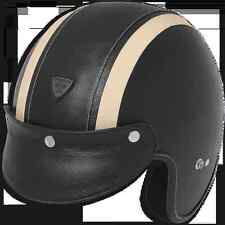 Héroe angelical motocicleta jethelm SW-beige talla s