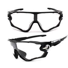 Sunglasses Clear Black Mountain Bike Cycling Helmet Sun Glasses Biking Men Women