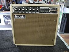 Vintage Mesa Boogie Mark II B 1981 Blonde Guitar Combo Amplifier 60W 100W 1x12