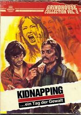 Kidnapping aka Day of Violence cover A Blu Ray + DVD Subkultur Entertainment