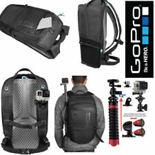 GoPro Black Seeker Backpack - AWOPB-001 for HERO6 HERO5 HERO4 + FLEXIBLE TRIPOD