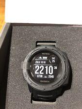 Garmin 010-02064-71 Instinct Tactical Gps Smart Watch - Black