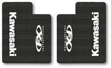 Factory Effex Universal Kawasaki Carbono Superior Horquilla gráficos 0638124