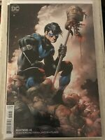 NIGHTWING #45 JOHN ROMITA JR VARIANT COVER B DC COMICS 2019 batman robin