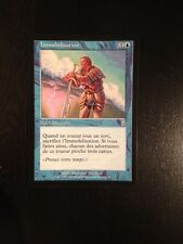 MTG MAGIC ODYSSEY STANDSTILL (FRENCH IMMOBILISATION) NM