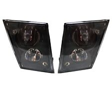 QSC Volvo Vn Vnl Truck 03-15 Daytime Running Fog Light Lamp 2 Light Bulbs - Pair