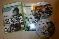 XBOX 360 GAME TOM CLANCYS GHOST RECON ADVANCED WARFIGHTER LEGACY EDITION PAL VGC