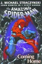The Amazing Spiderman: Coming Home Vol. 10 (2001, Marvel Comics) - New Book