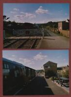 Bideford Station 27.09.2003.    photographs  QV.437